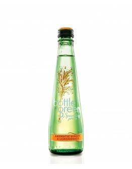 Ginger & Lemongrass Sparkling Pressè - 275ml