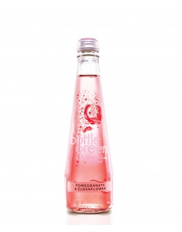 Pomegranate & Elderflower Sparkling Pressè - 275ml