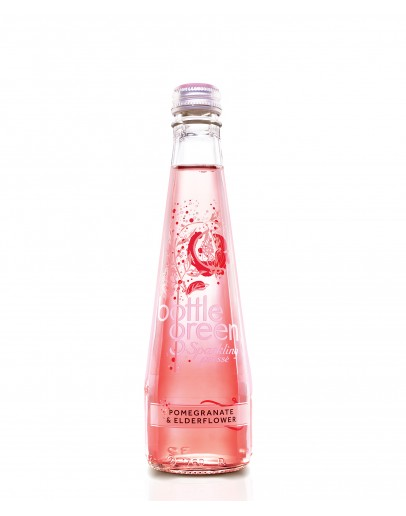 Pomegranate & Elderflower Sparkling Pressè - 275ml
