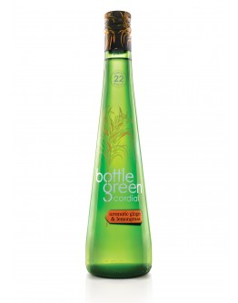 Ginger & Lemongrass Cordial - 500ml