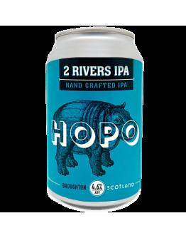 Hopo 2 Rivers IPA ABV 4,6% - 330ml
