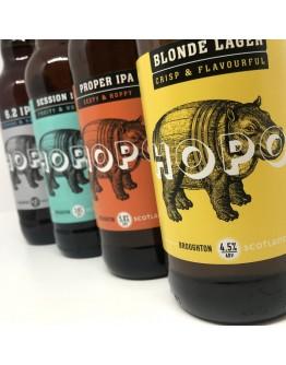 Hopo Blonde Lager ABV 4,5% - 500ml