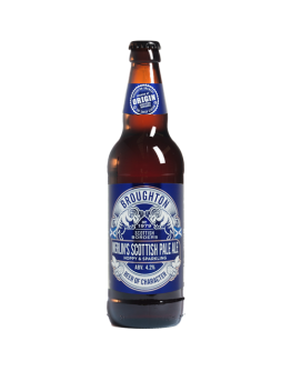 Merlin's Scottish Pale Ale ABV 4,2% - 500ml