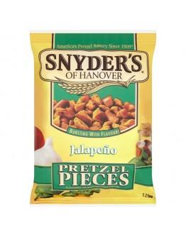 Snyder's Pretzel Pieces - Jalapeno - 125g