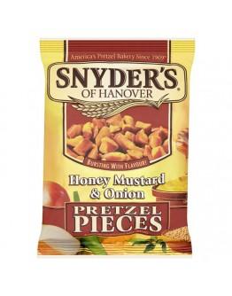 Snyder's Pretzel Pieces - Honey Mustard & Onion - 125g