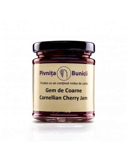 Cornellian Cherry Jam - 190g