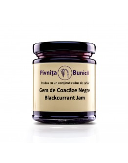 Blackcurrant Jam - 190g