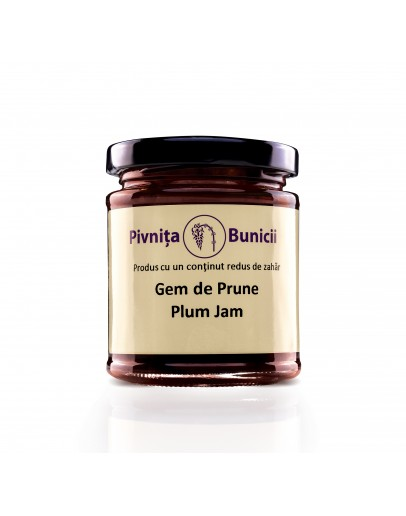 Plum Jam - 190g