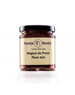 Plum Jam (no added sugar) - 190g