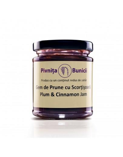 Plum & Cinnamon Jam - 190g