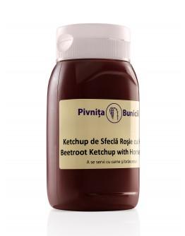 Beetroot Ketchup with Horseradish - 300g