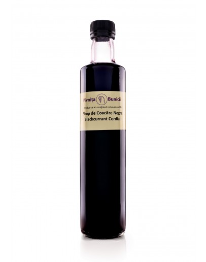 Blackcurrant Cordial - 500ml