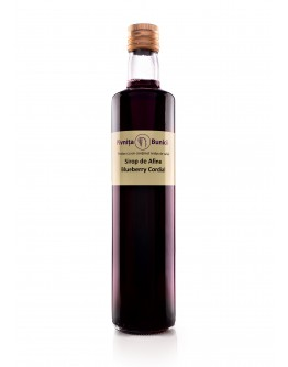 Blueberry Cordial - 500ml