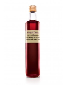 Strawberry & Acacia Cordial - 500ml