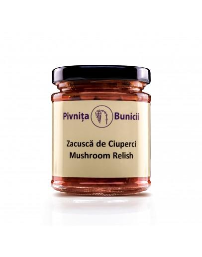 Mushroom Relish - 180g