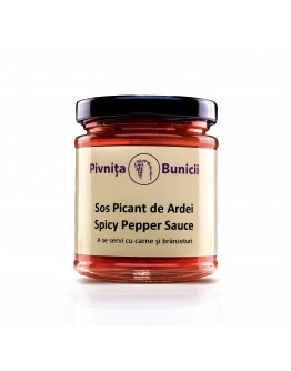 Spicy Pepper Sauce - 190g