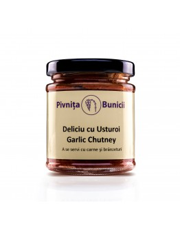 Garlic Chutney - 190g