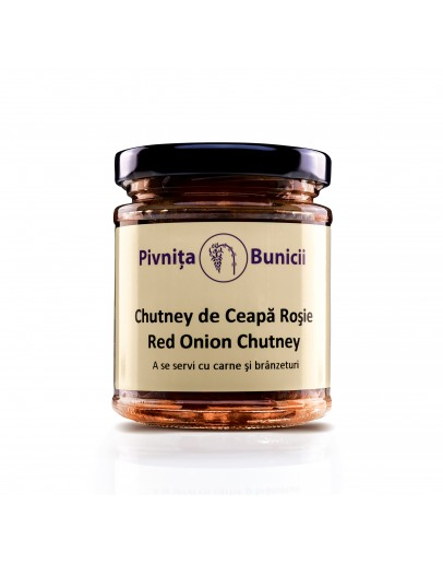 Red Onion Chutney - 190g